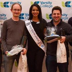 SUPPORTING LITERACY WITH MISS SA, LIESL LAURIE